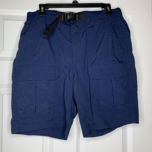 New Croft & Barrow 34 Lightweight Nylon Shorts